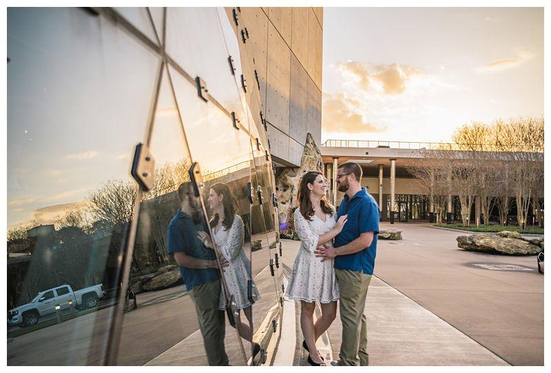 Downtown St Petersburg Engagement – Stephanie & Brad